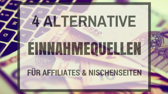 alternativ geld verdienen