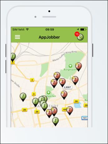 mit umfragen geld verdienen app