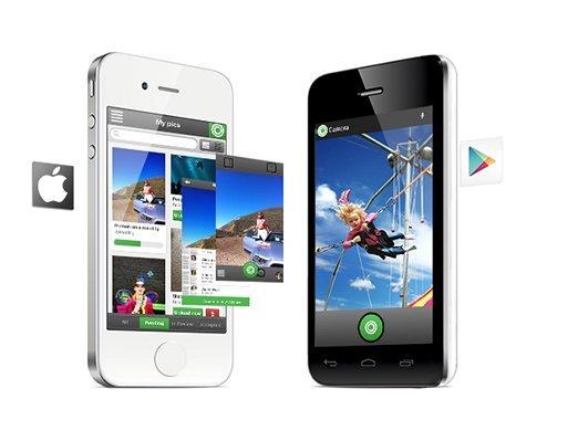 fotolia instant app