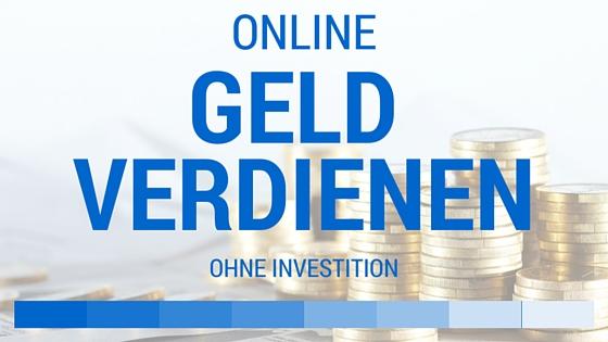 Online Geld Verdienen Sofort Auszahlung