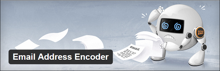 wordpress sicherheit email adress encoder