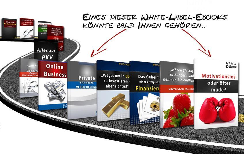 white label ebooks kaufen