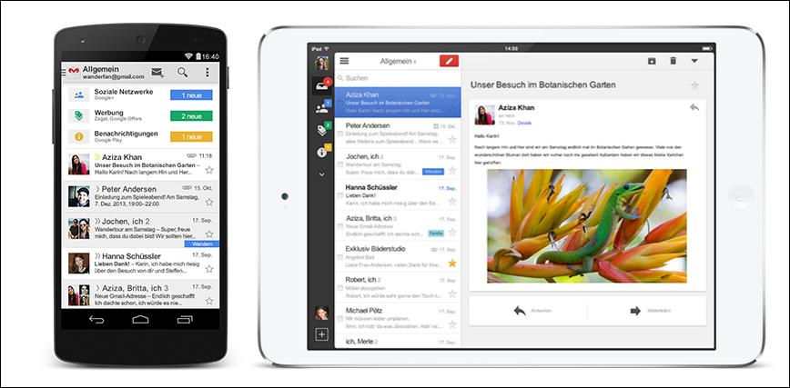google tools gmail
