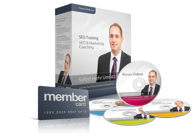 seo training dvd