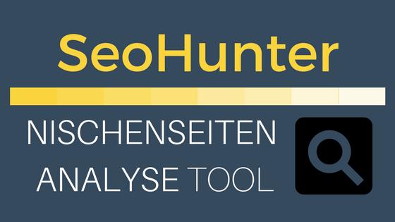 seohunter-nischenseiten-analyse-tool