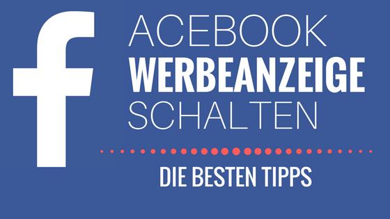facebook-werbeanzeige-schalten-tipps