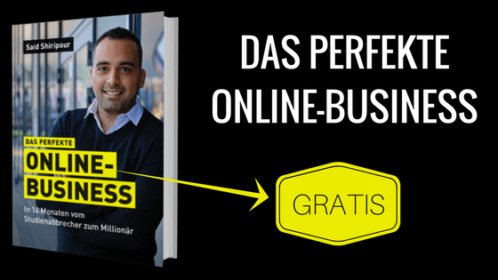 said-shiripour-das-perfekte-online-business