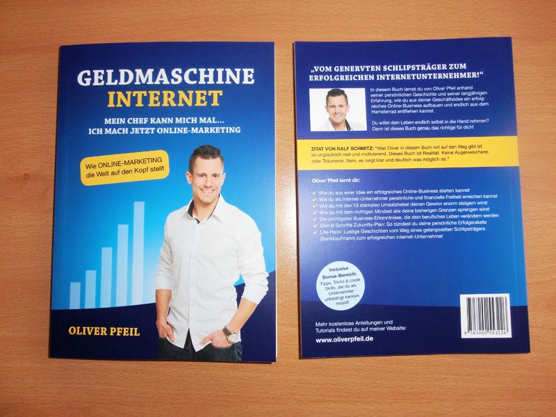 Geldmaschine Internet (Hörbuch)