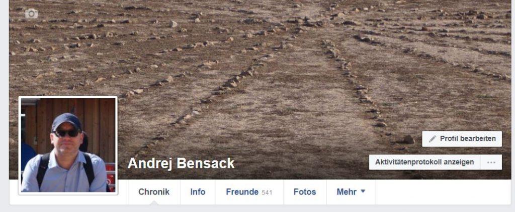 Profilbild für Facebook