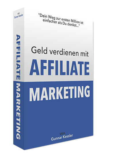 Geld verdienen mit Affiliate Marketing ebook