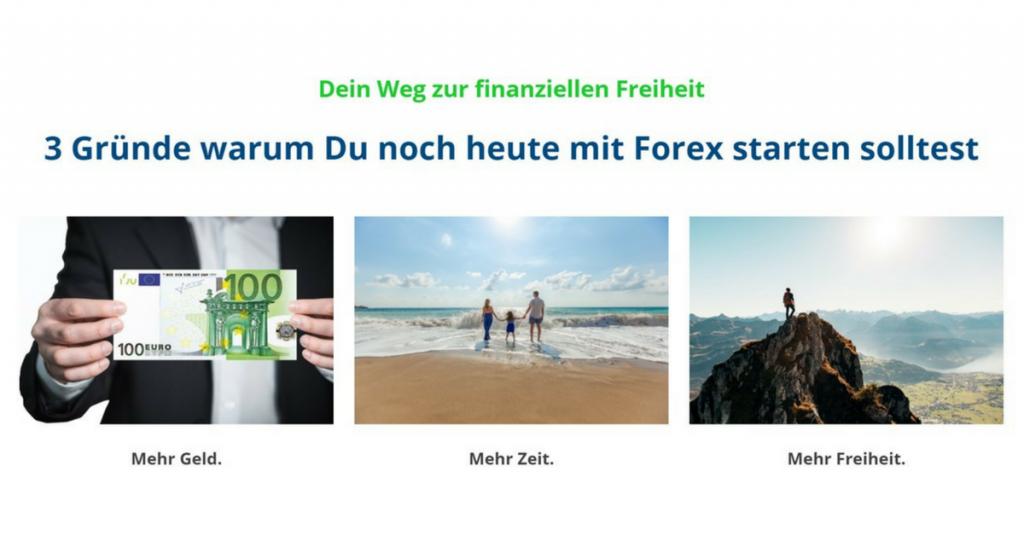 Geld verdienen mit Forex