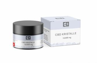 CBD-Kristalle jetzt auch bei C-B-D.ONE kaufen