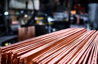 Copper cathodes are used as a raw material feed for the production of high purity copper products.