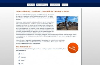Schrottabholung in Leverkusen – Mobile Schrotthändler im Einsatz