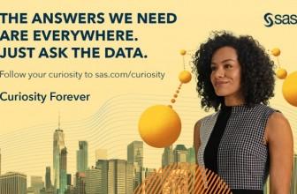 """Globale Brand-Kampagne: Analytics-Gigant SAS setzt auf """"Curiosity Forever"""""""
