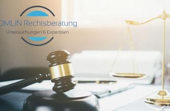 Dr. Esther Omlin – Umfassende Rechtsberatung