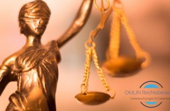 Esther Omlin über Urkundenfälschung – Gesetze und Strafen in der Schweiz