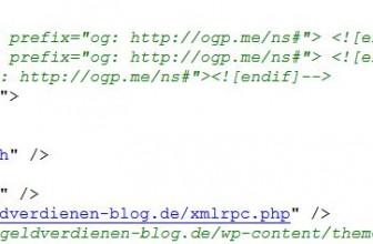 HTML – Grundbaustein jeder Webseite