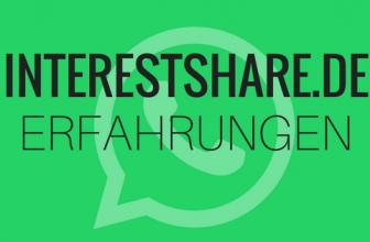 Interestshare.de Erfahrungen – Als Influencer Geld verdienen