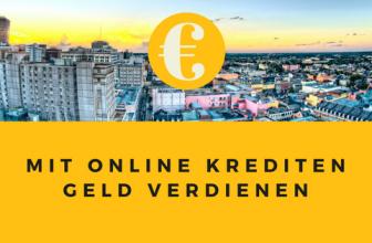 Mit Krediten Online Geld verdienen