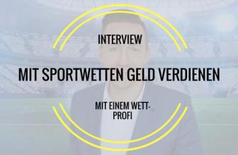 Mit Sportwetten Geld verdienen – lukrative Insider-Tipps vom Wett-Profi