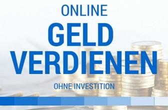 nebenbei online geld verdienen