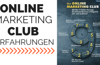 Online Marketing Club Erfahrungen