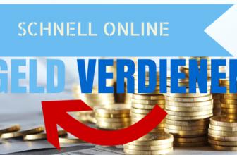 Schnell Online Geld verdienen – Top 10 Möglichkeiten