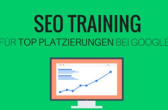 SEO Training – Bessere Platzierungen bei Google