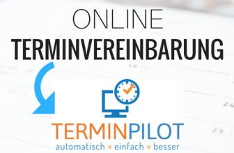Terminpilot – Online Terminvereinbarung einfach gemacht