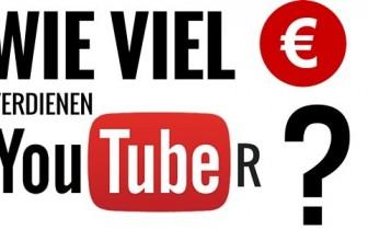 Wie viel verdienen YouTuber?