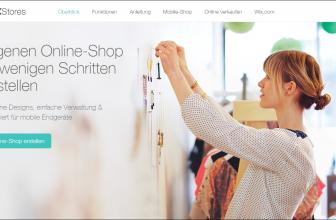 Wix Onlineshop erstellen – Tutorial & Erfahrungen